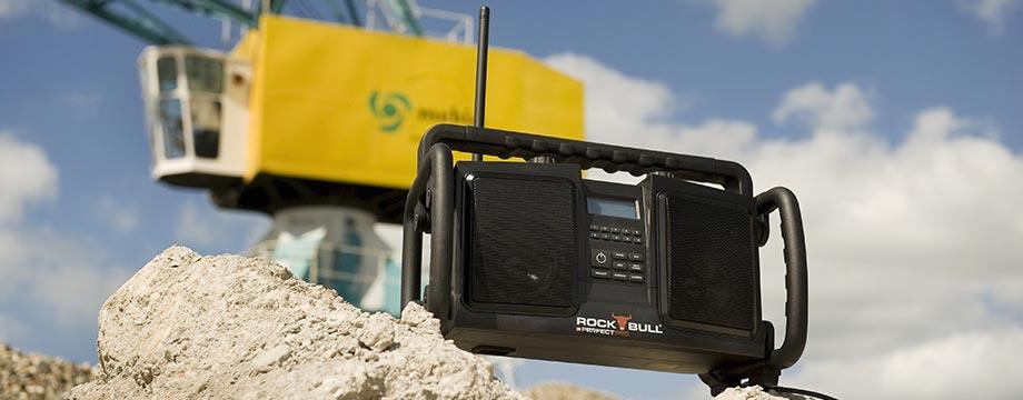 Fragen und Antworten über Baustellenradios